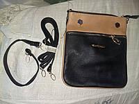 Женская сумка-планшетка экокожа