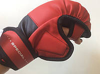 Перчатки для единоборств, рукопашного боя (кож/винил) Boxing