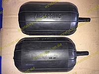 Пневмоподушки в пружины малые (короткие) усиленные Air Spring SSK сосок сверху\снизу (d 83 мм, h 146 мм)