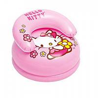 Кресло надувное 48508 Hello Kitty Intex