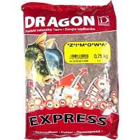 Прикормка Express зимняя Лещ   0,75 kg Dragon