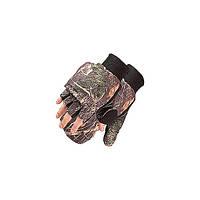 Перчатки-рукавицы Jaxon камуфляж (на магните)