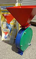 Измельчитель (зернодробилка) для зерна бытовой Млин Украина
