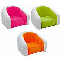 Детское надувное кресло Intex 68597