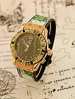 Часы женские Hublot Gold в камнях. Качественная Реплика!