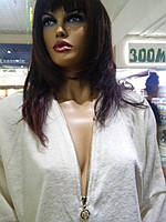 Ангорковый полувер женский