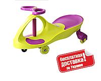 Машинка Smart car Бибикар с полиуретановыми колесами (Bibicar)