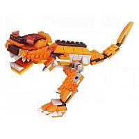 Конструктор Динозавр 3в1 25512