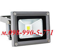 Прожектор светодиодный LED мощностью 10 Вт, IP65.