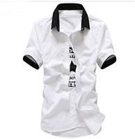 Стильная мужская легкая рубашка.