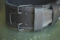 Пояс для пауэрлифтинга с накидной пряжкой S