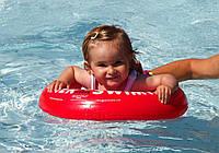 Надувной круг для плавания Swimtrainer (Красный), Freds Swim Academy