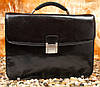 Качественный портфель мужской кожаный VERUS 39871A чёрный