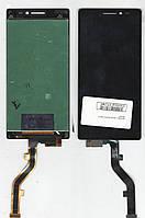 Дисплей + сенсор Lenovo Vibe X2 чёрный