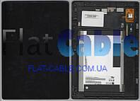 Дисплей для планшета Lenovo S6000 IdeaTab Дисплей с сенсорным экраном и рамкой