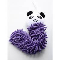 Детское полотенце-игрушка из микрофибры панда