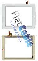 Сенсор №112.1 Prestigio MultiPad PMP7280C (p/n: PB80DR8357, 080088-01A-V2) 200x153mm 9pin White