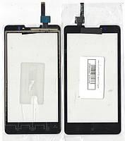 Сенсор Lenovo P780 чёрный