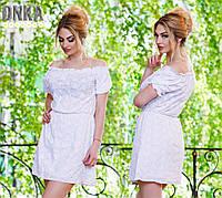 Летнее платье прошва  д 994  гл