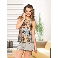 Домашняя одежда Lady Lingerie Комплект 3701 (размеры в ассортименте M; L)