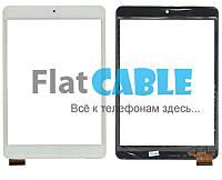 Сенсор №104.6 Тачскрин для планшета Pixus Play Seven FPC-79F2-V0 BLX 197x132 (40pin) White