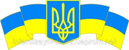 киевский флаг фото