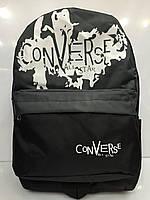 Рюкзак Converse 1843 спортивный, городской, школьный черный