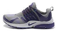Женские кроссовки Nike Air Presto (найк аир престо) серые