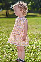 Платье сарафан  для девочки Фиалка