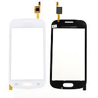 Сенсорный экран (тачскрин) Samsung S7390 Galaxy Trend white Original