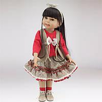 Кукла Хэлен, реборн, 45 см, полностью из винила, в подарочной упаковке