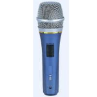Шнуровой кардиоидный караоке микрофон 622