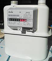 """Счётчик природного газа мембранный """"Gallus"""" G 4 Dn32 Itron Actaris (Франция)"""
