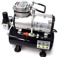 Компрессор безмасляный FENGDA AS-186 (23 л/мин)