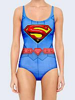 Купальник 3D SUPERMAN