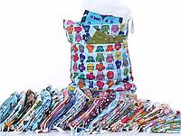 Удобные сумочки для сухих и мокрых вещей c двумя отделениями