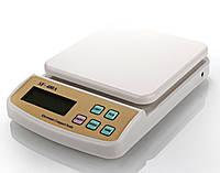 Электронные кухонные весы SF-400A 7 килограмм