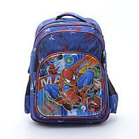 Школьный рюкзак для мальчика Человек паук