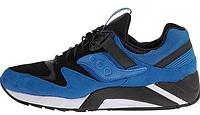Мужские кроссовки Saucony Grid 9000 (Саукони) синие