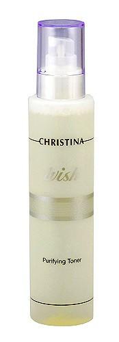 Christina Wish Purifying Toner — Очищающий тоник Кристина, 200 мл
