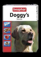 Beaphar Doggy's Senior 75 таблеток-кормовая добавка для собак старше 7 лет (11519)