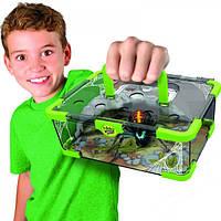 Интерактивная игрушка Moose Логово паука и его житель 29002