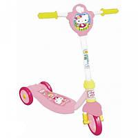 Скутер-самокат Hello Kitty Y8090