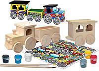Игрушечный набор для творчества Masterpieceses Поезд 21417