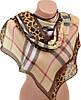 Шикарный женский шифоновый шарф размером 50*160 см Подиум 10995-3 (разноцветный)