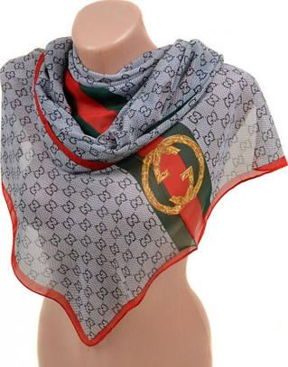 Милый женский шифоновый шарф размером 50*160 см Подиум 10995-32 (разноцветный)