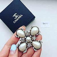 Брошка Chanel , бижутерия Украина