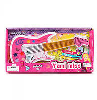 Детская декоративная Косметика в виде гитары, 3 цвета (14037)