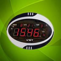 Часы универсальные говорящие  770-Т1 настенные, настольные