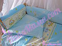 Детские постельные наборы в кроватку Bepino Улыбка